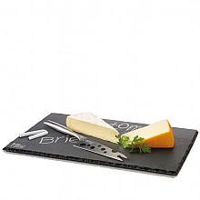 슬레이트 치즈 보드 Set