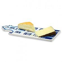 고다 델프트 블루 치즈 보드