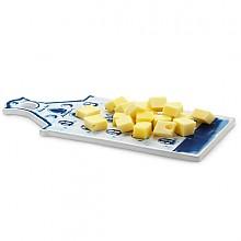 암스테르담 델프트 블루 치즈 보드